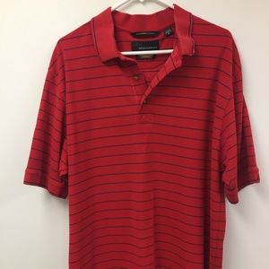 Other - Greg Norman Play Dry Men's Golf Shirt XL